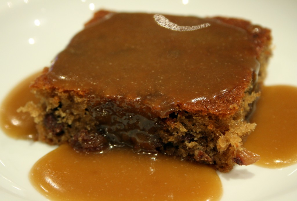 Comfort Food- Sticky Toffee Pudding - Cherished By Me