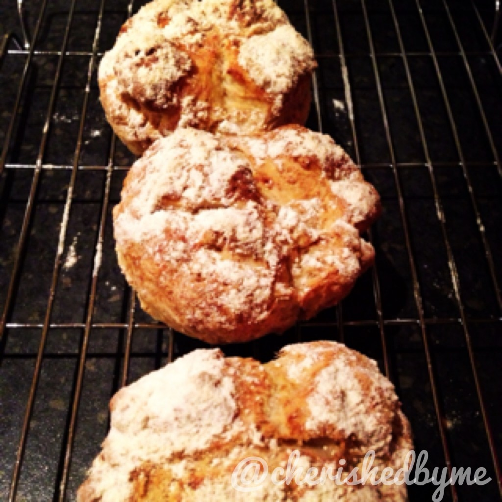 Soda Bread Rolls