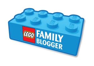 LEGO Blogger Badge