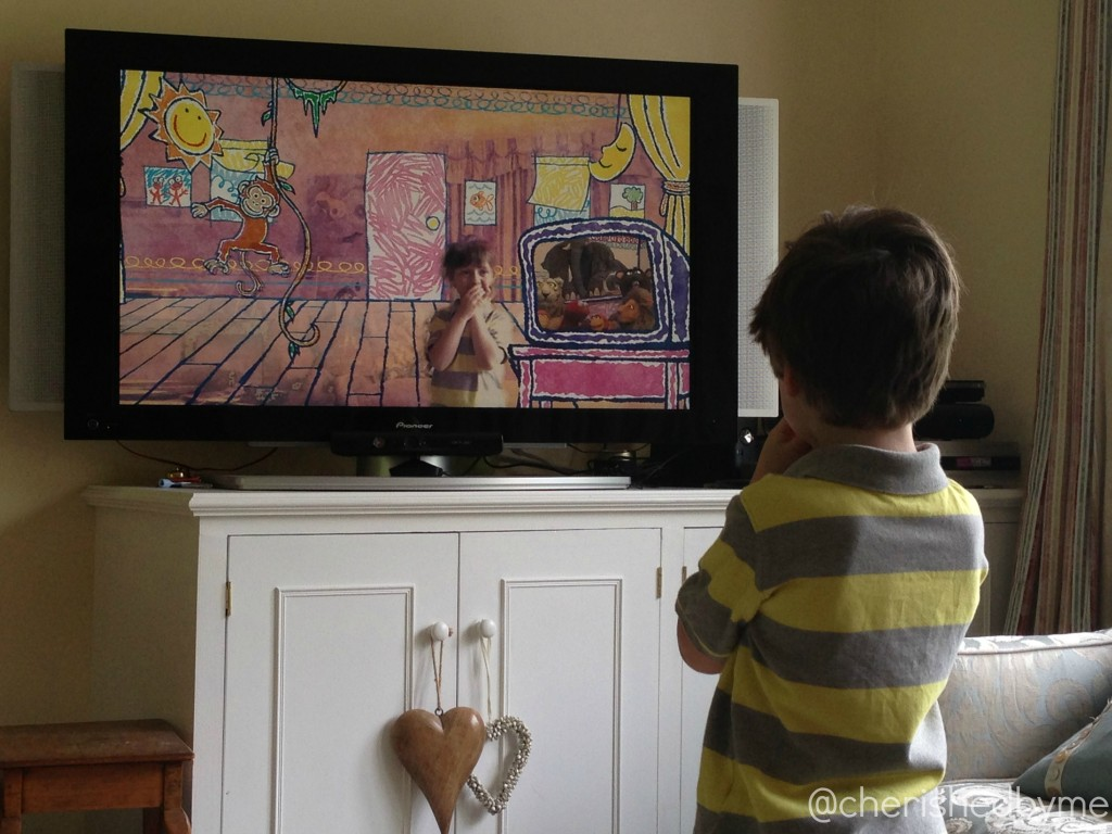 Sesame Street Xbox 2 way TV