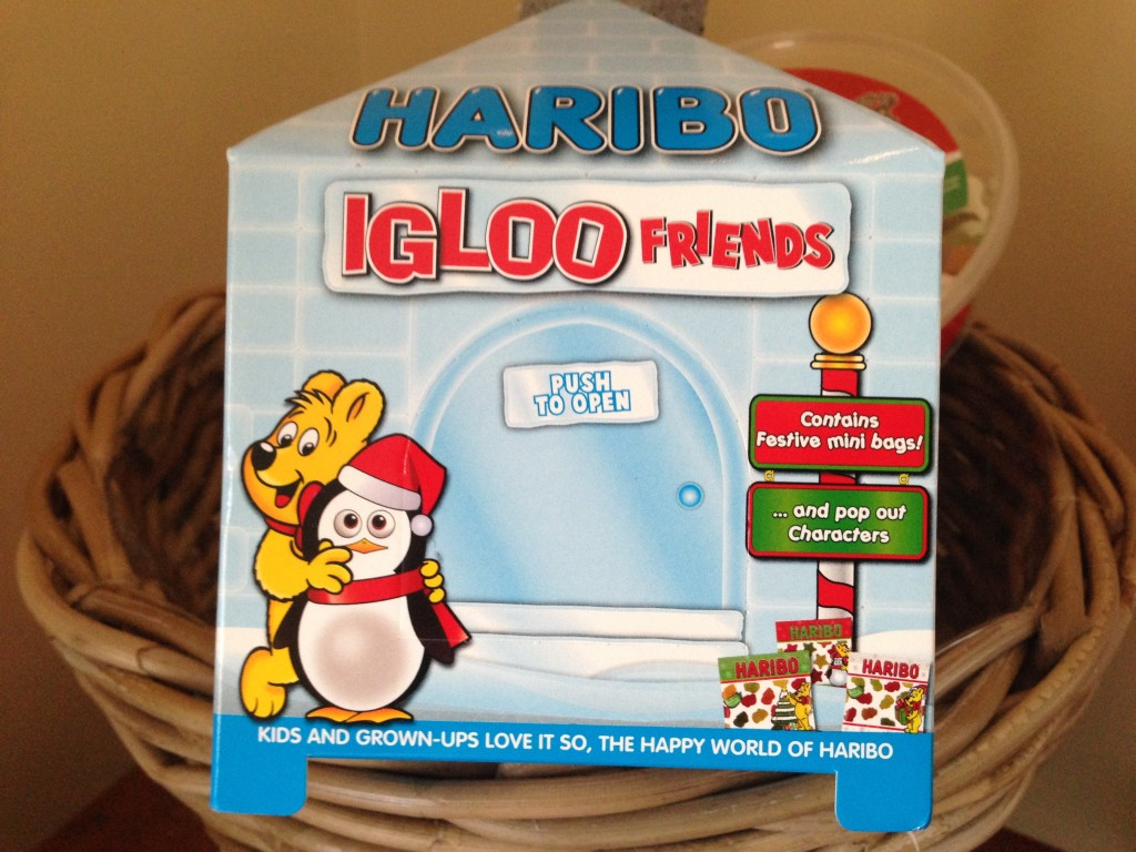 Haribo Christmas sweets