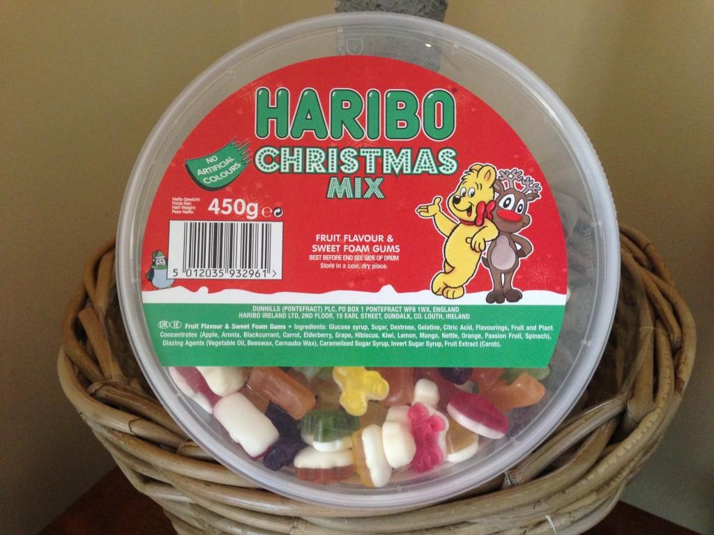 Christmas Haribo