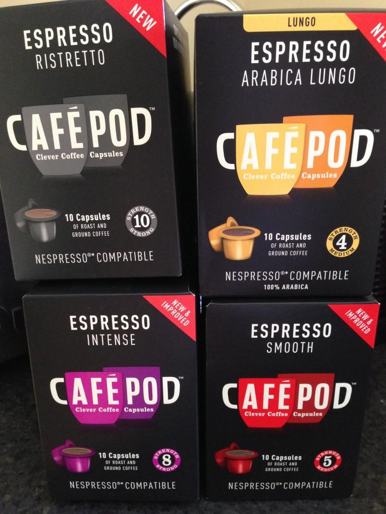 Cafe Pod
