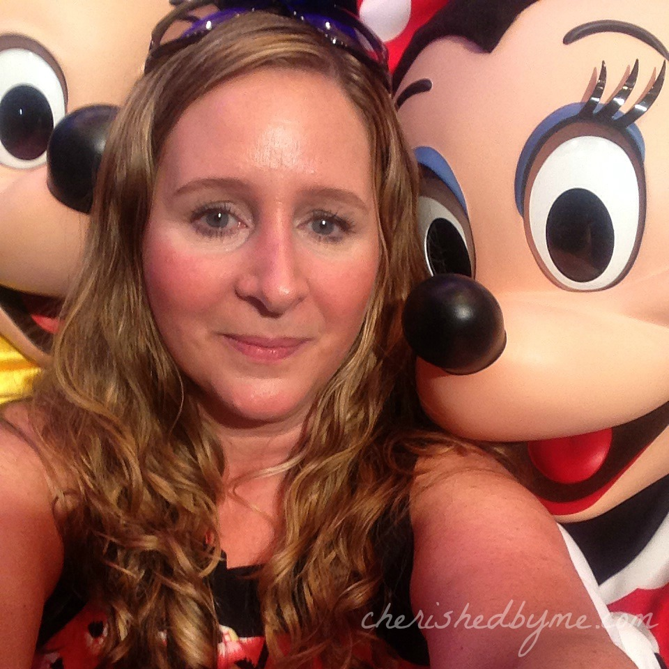 Cherished By Me & Mickey- at Walt Disney World Cherished By Me