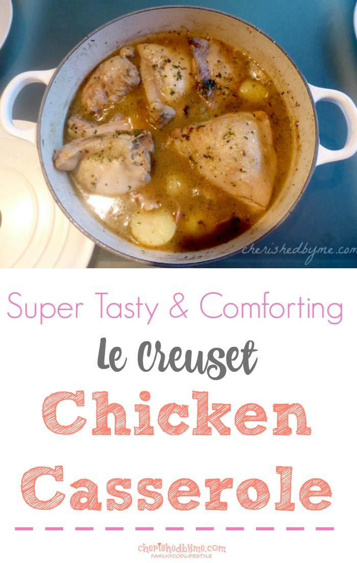 Le Creuset Chicken Casserole