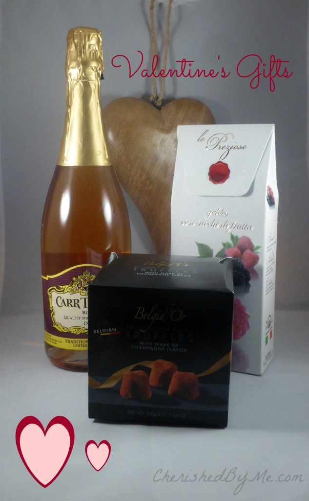 Valentine's Gifts from British Hampers Direct 2