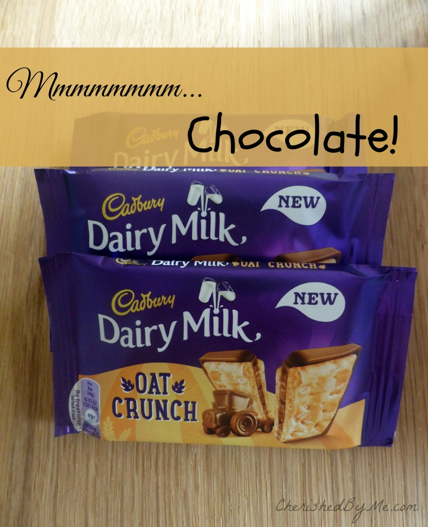 Cadbury Oat Crunch