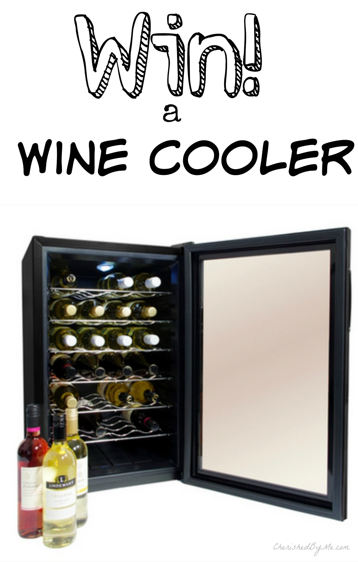 Win A Freestanding Wine Cooler Cherished By Me