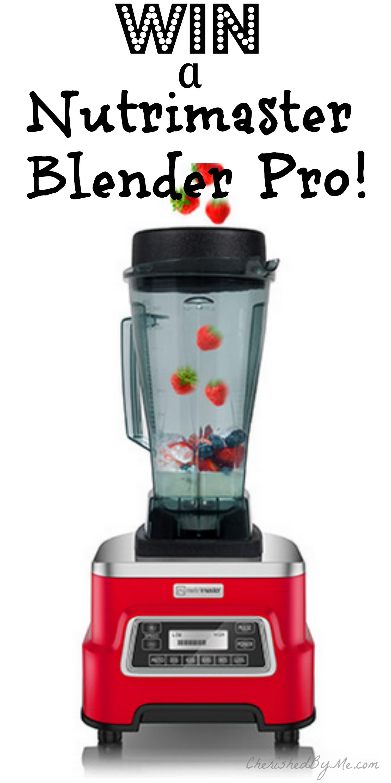 Nutrimaster Blender Pro