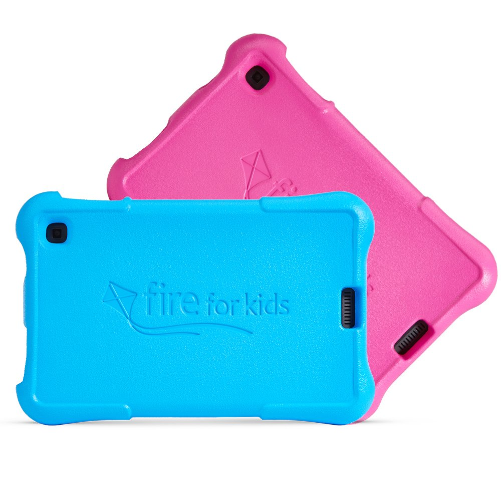 Fire HD Kids Edition_Blue and Pink