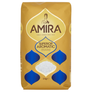 Amira superior aromatic rice