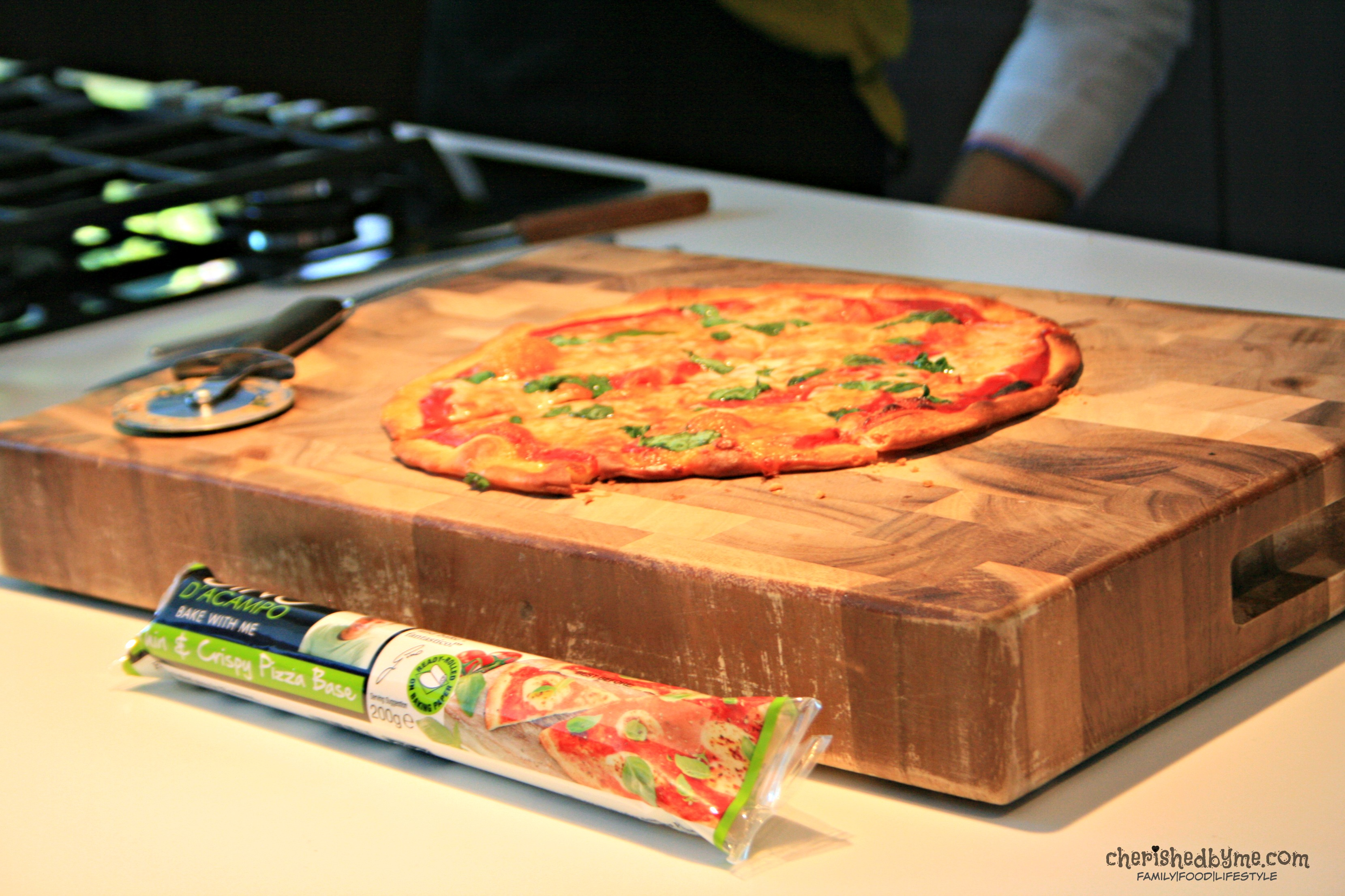 A Bake With Me Pizza Party At Gino Dacampos Cherished By Me