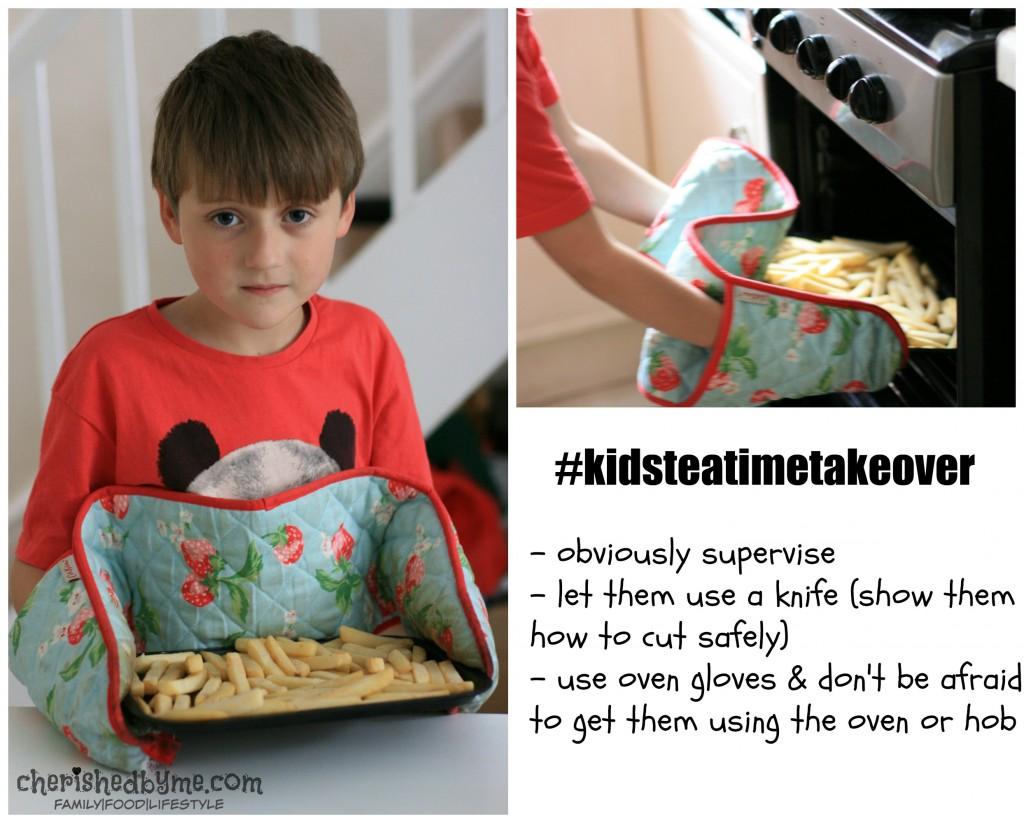 Get your children cooking!