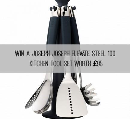 Win this fantastic Joseph Joseph Kitchen Tool set worth £95- Cherished By Me