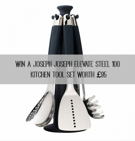 Win this fantastic Joseph Joseph Kitchen Tool set worth £95- Cherished By Me