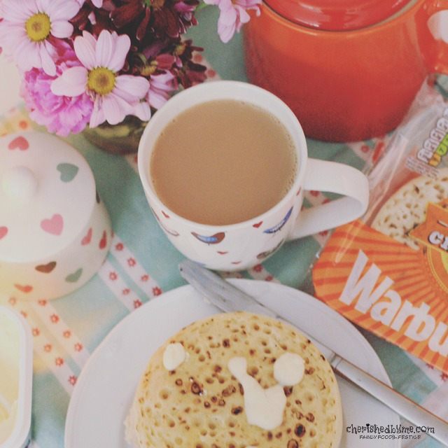 Yummy Warburtons Giant Crumpets- Cherished By Me