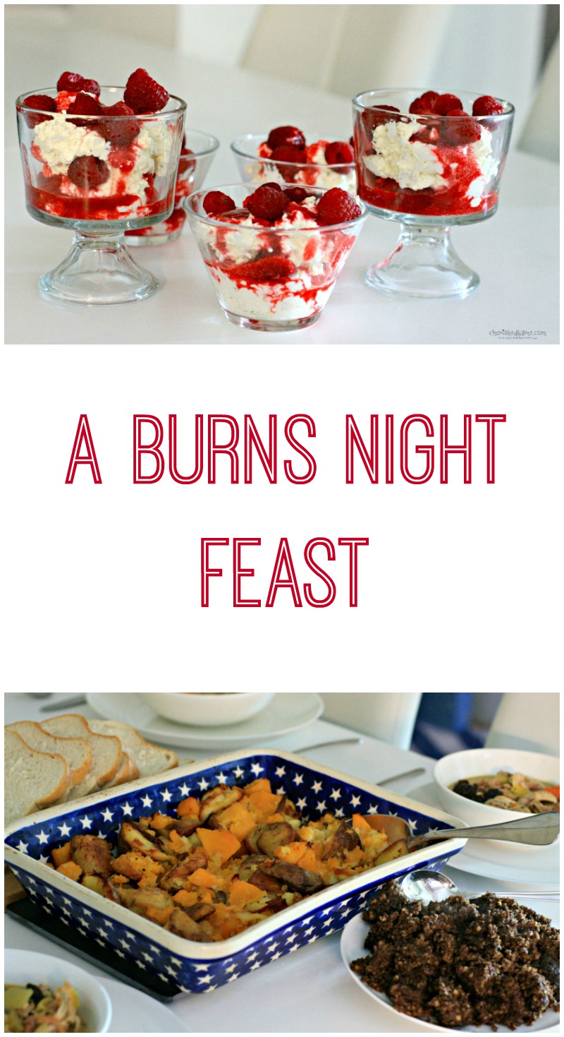 A Burns Night Feast- cherishedbyme