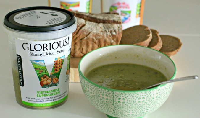 Get SkinnyLicious with Glorious Vietnamese Supergreen soup- cherishedbyme