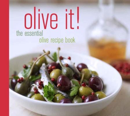 Olive it! recipebook