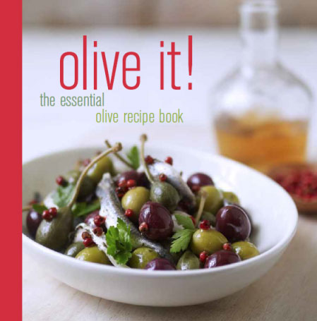 Olive it! recipebook