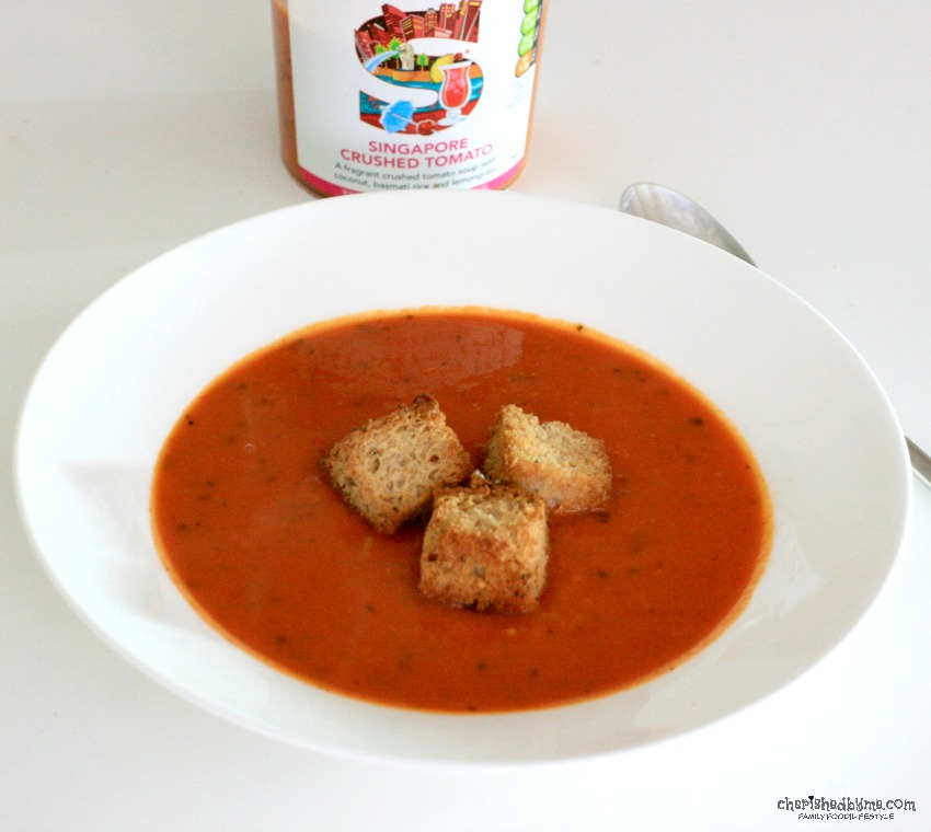 Homemade Gluten Free Croutons with Glorious!