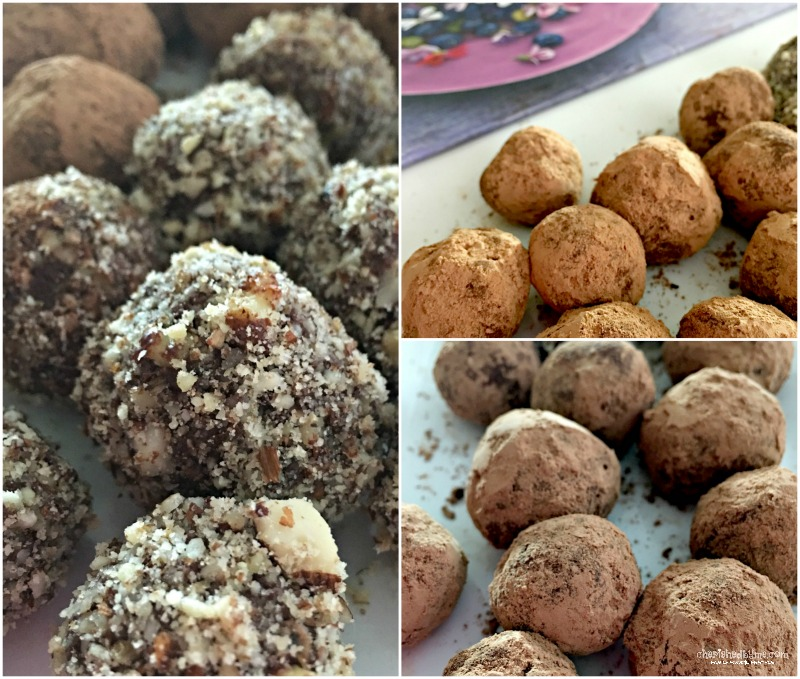 Bittersweet Chocolate Truffles Recipes — Dishmaps