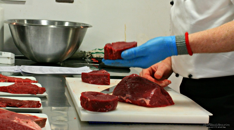 The Quality Standard Mark Scheme and Seam Butchery demonstration-cherishedbyme