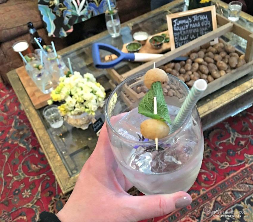 Jersey Gin cherishedbyme.com