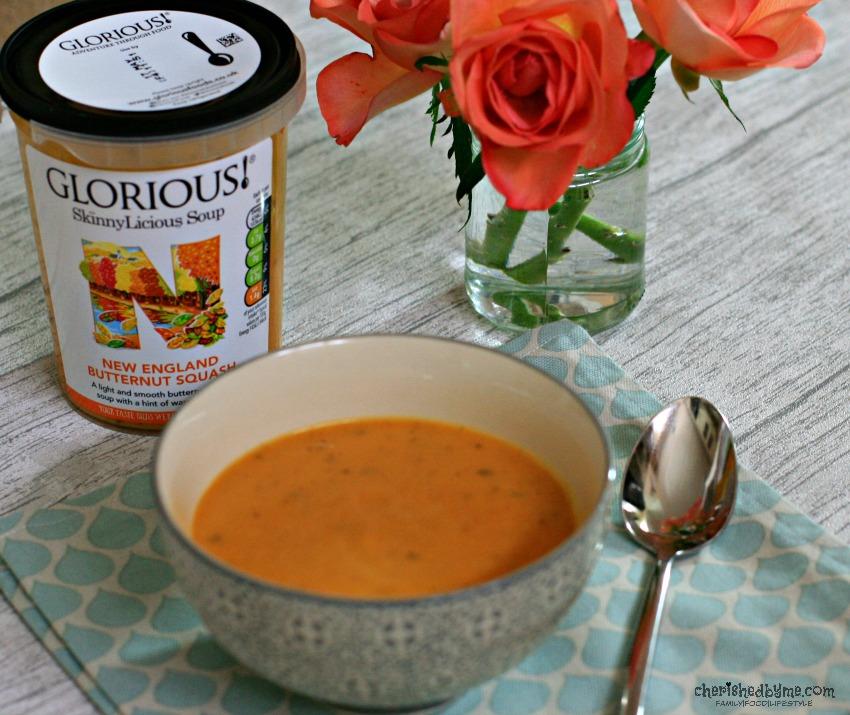 Mmmm Glorious Soups New England Butternut Squash cherishedbyme.com