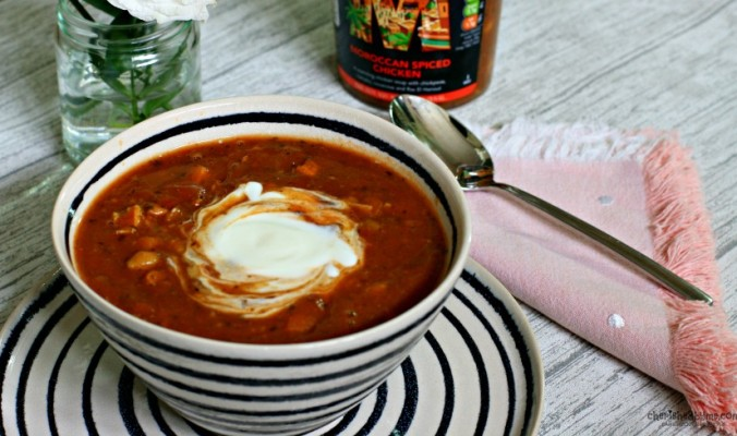 Tantalise your taste buds with Glorious soups' Moroccan spiced chicken  cherishedbyme.com