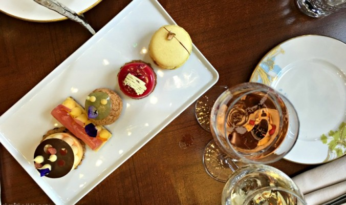 Afternoon tea at The Mandarin Oriental, Hyde Park  cherishedbyme.com