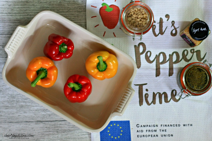 It's Pepper Time! cherishedbyme.com