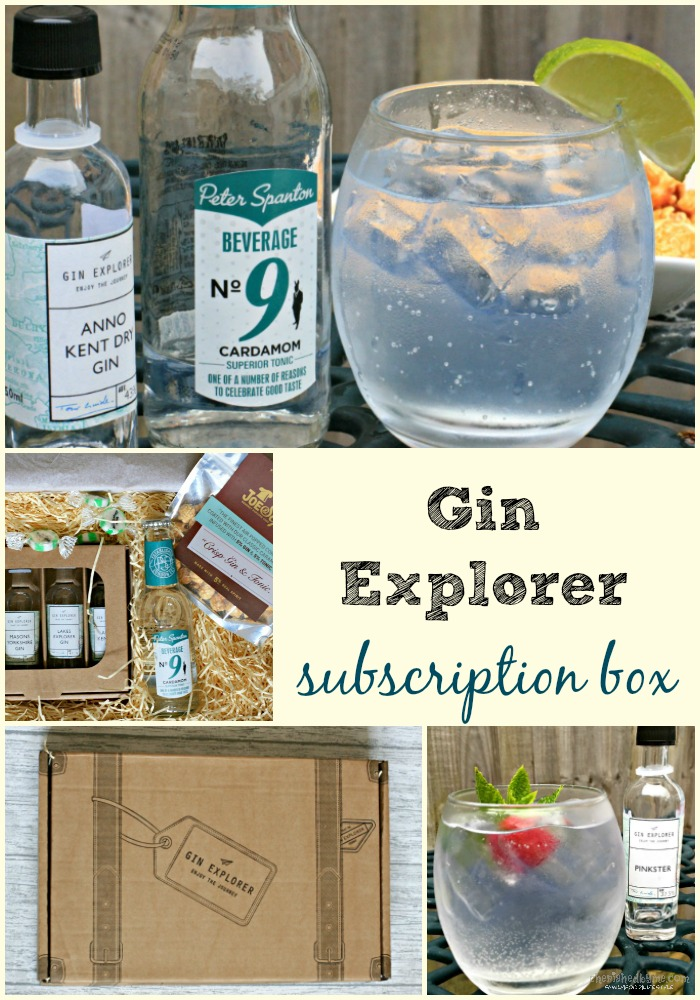 If you love gin you need a Gin Explorer subscription in your life. A great way to learn about and try new premium gins cherishedbyme.com
