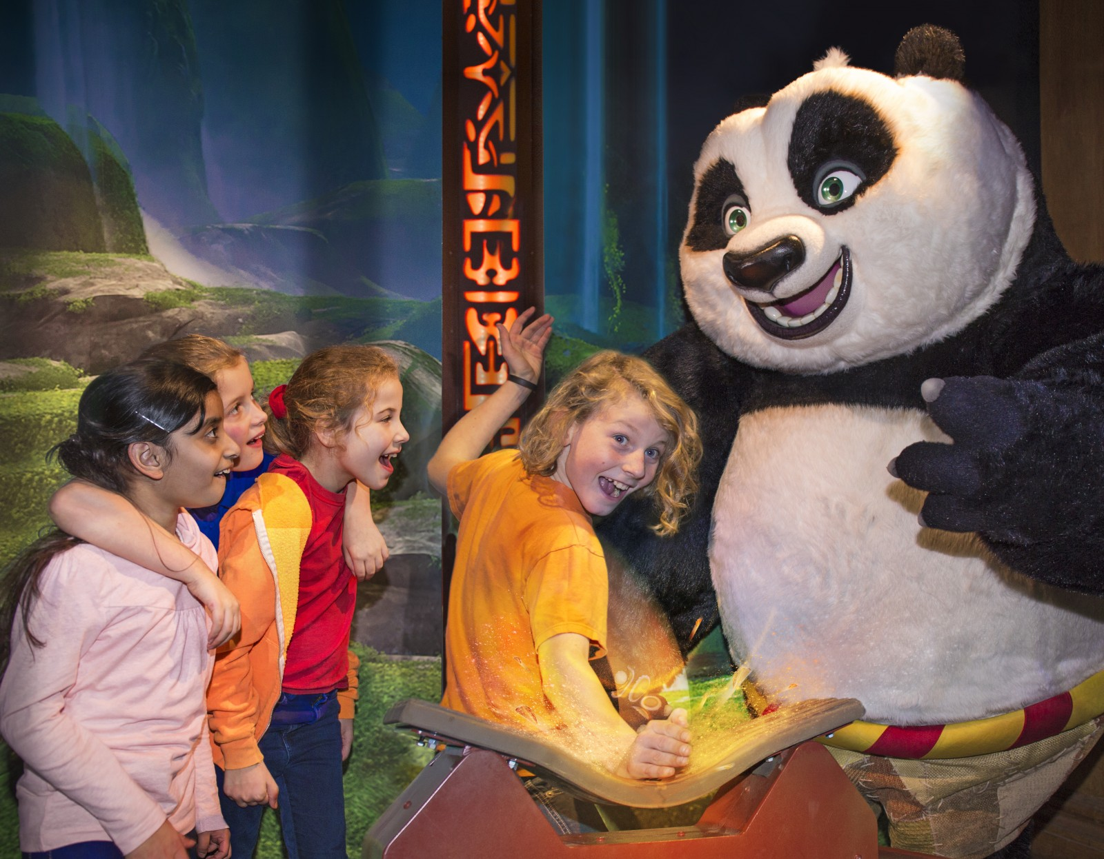 Shrek_Kung Fu Panda