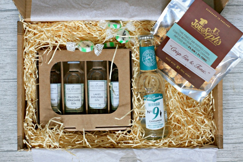 The Gin Explorer subscription box! - cherishedbyme.com