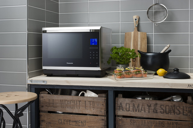 Panasonic steam combination microwave