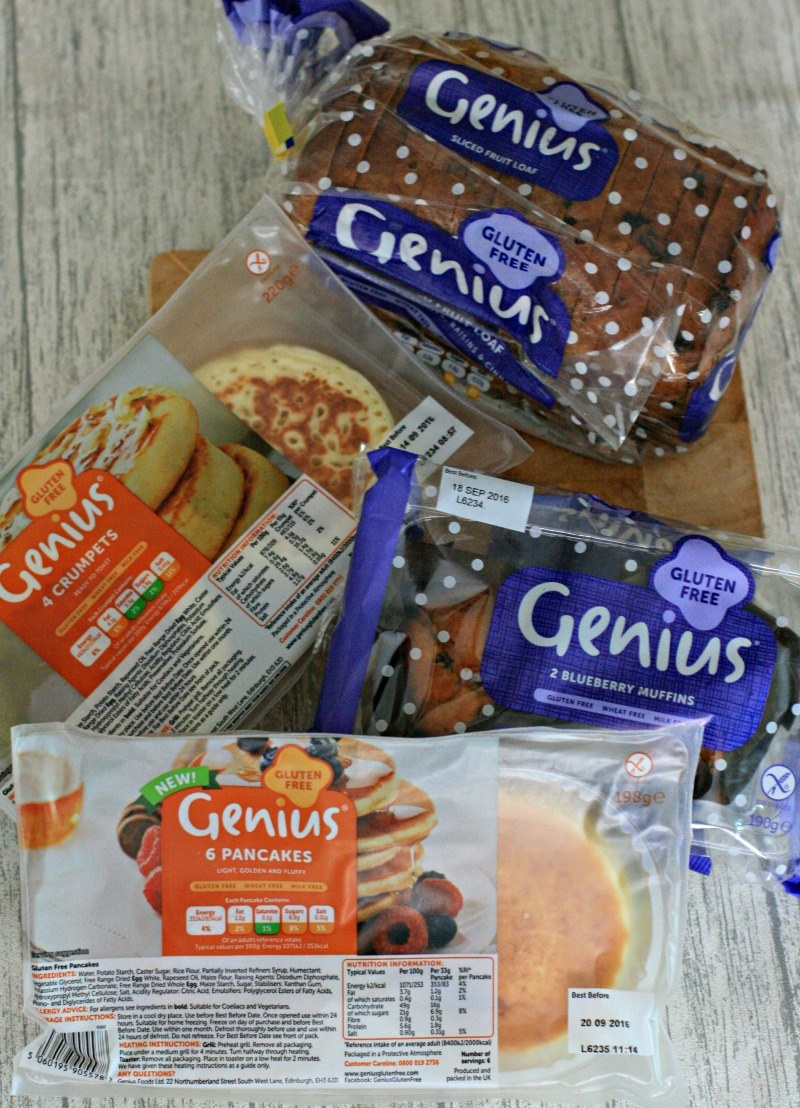 A genius Gluten Free Breakfast collection of goodies cherishedbyme.com
