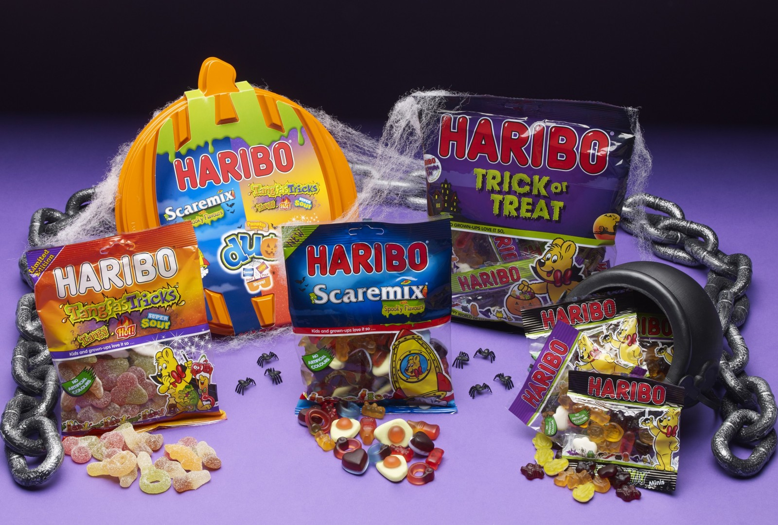 Get your Halloween celebrations off to a sppoky start- Win a hamper full of Halloween goodies from Haribo with CherishedByMe.com