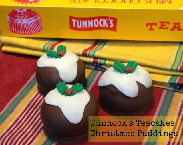 Tunnocks Christmas Puddings