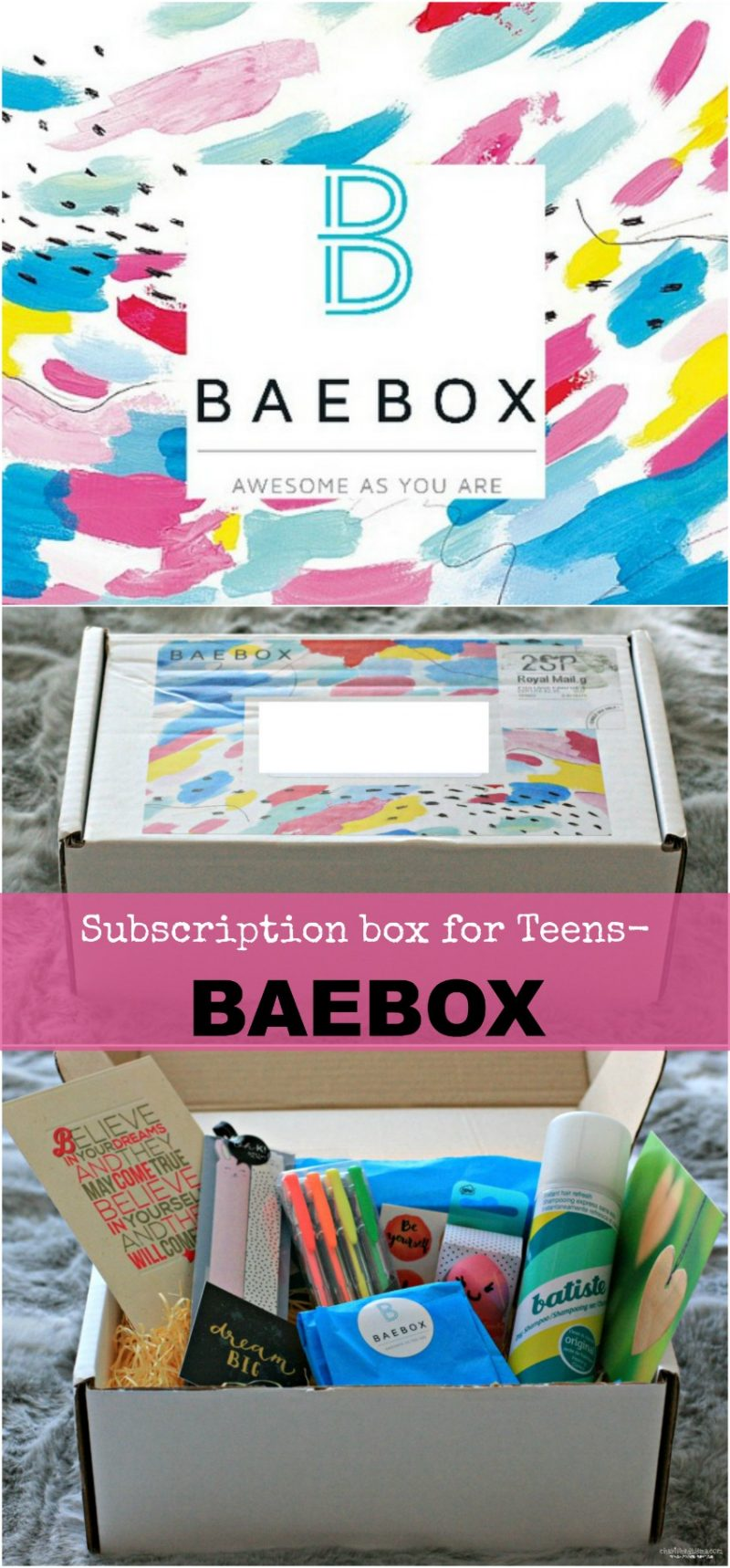 BAEBOX Teen