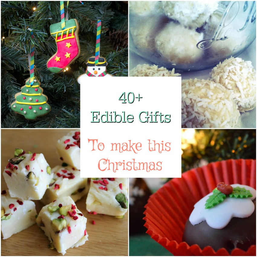 40+ Ideas For Edible Gifts To Make At Home For Friends And