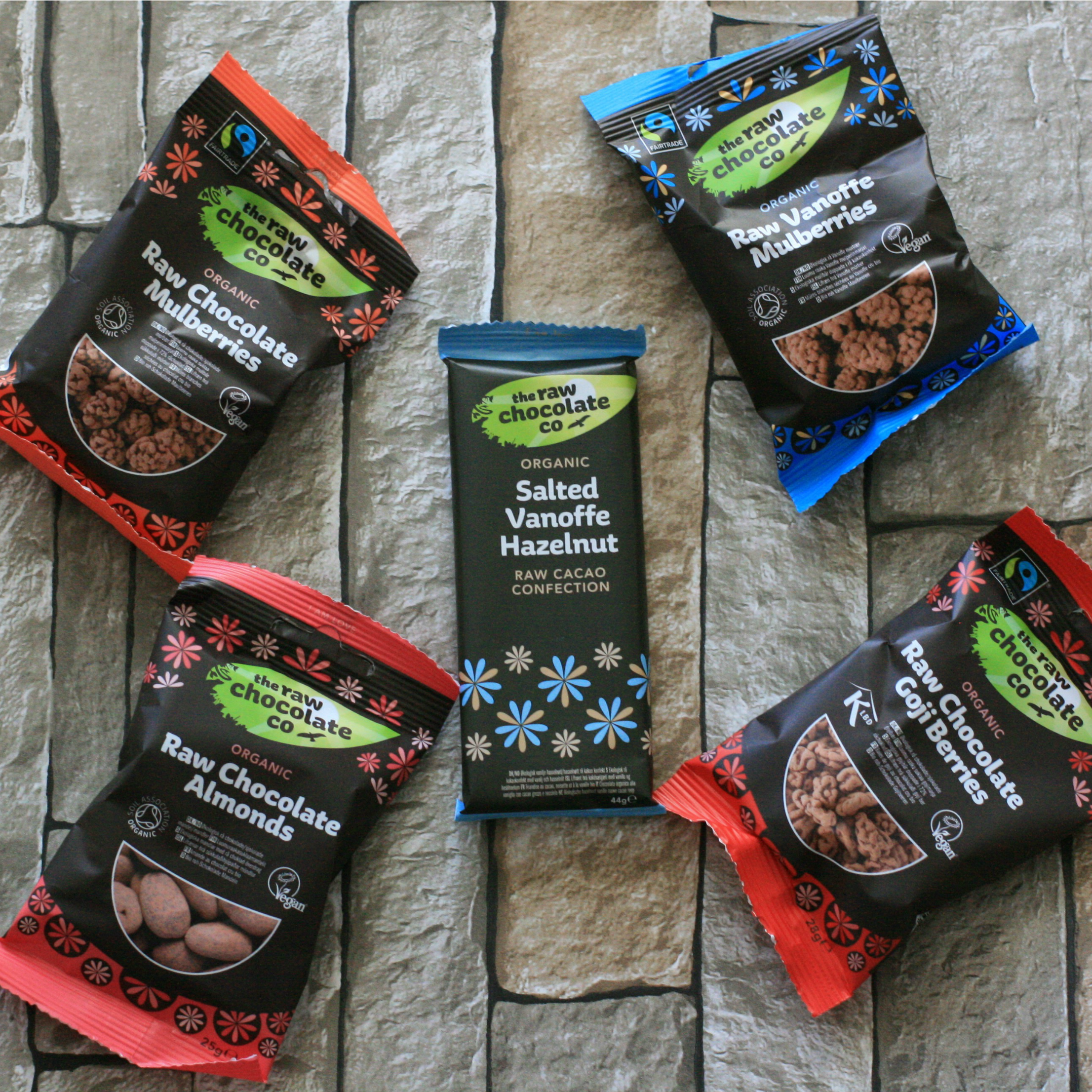 A Review Of The Raw Chocolate Company Chocolate Bars Snacks