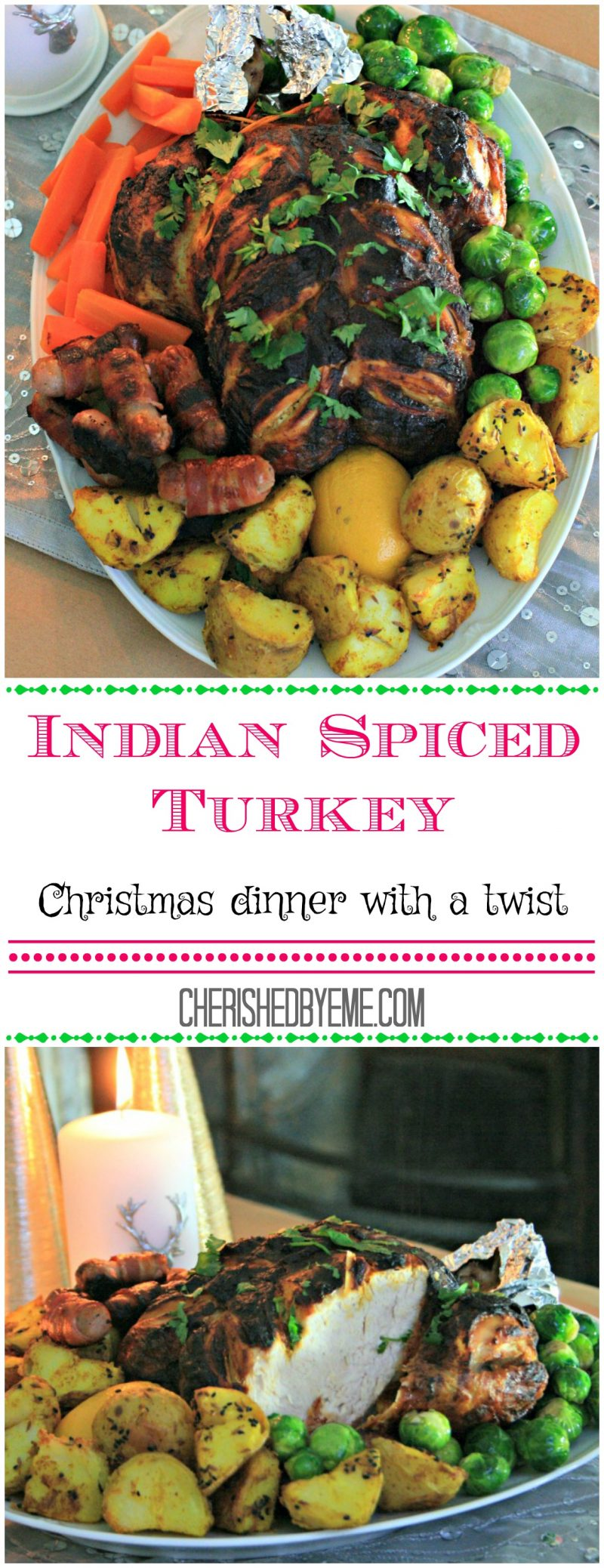 Indian Spiced Turkey