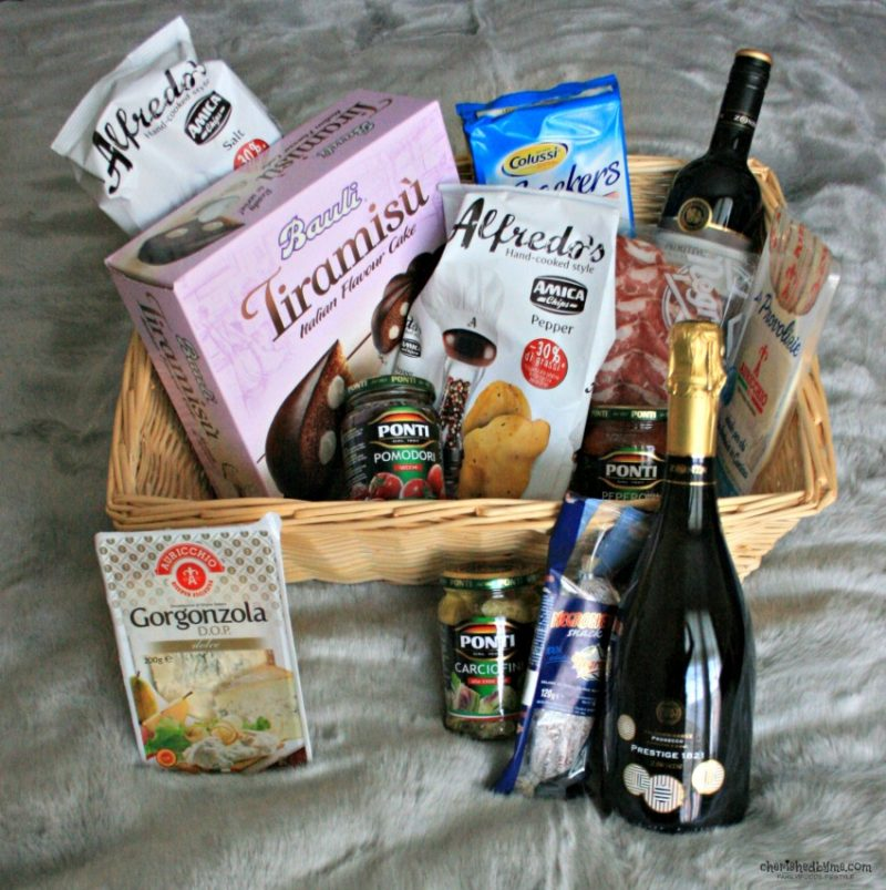 Homemade Italian Feast hamper