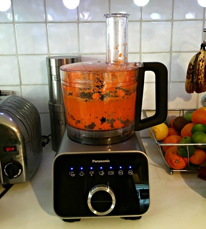 Panasonic MK-F800 Blender & Food Processor