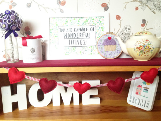 Valentine's Makes and Bakes