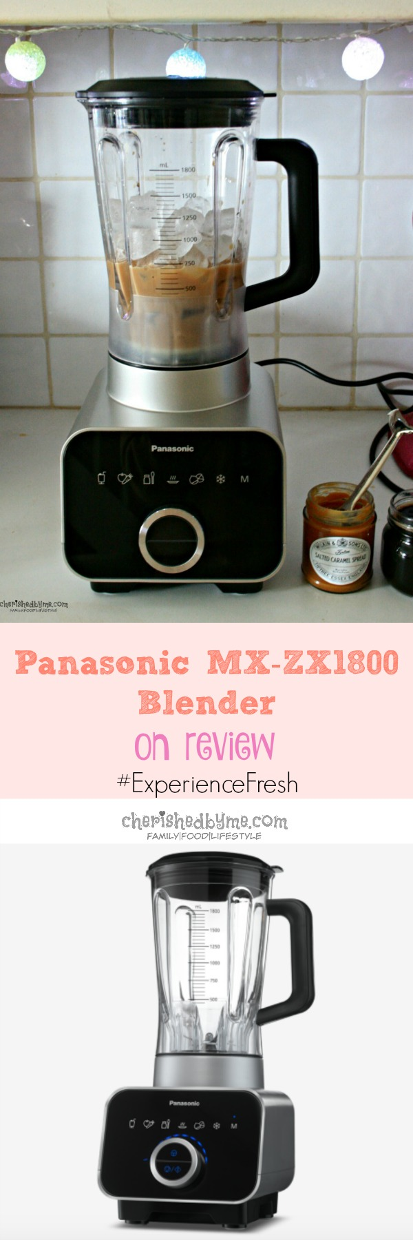 Panasonic MX-ZX1800 Blender