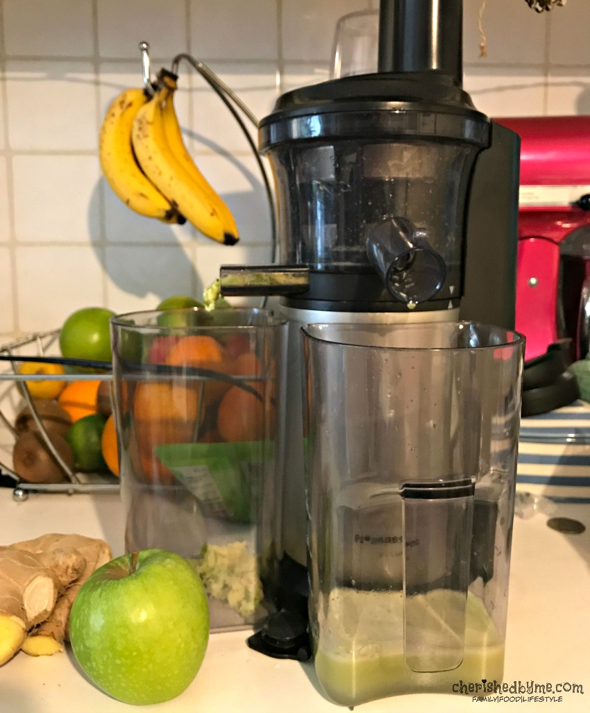 Slow Juicer For Ginger : CherishedByMe NetworkedBlogs by Ninua