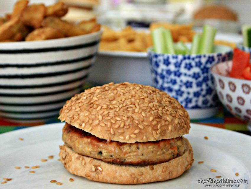 Heck gluten free burgers