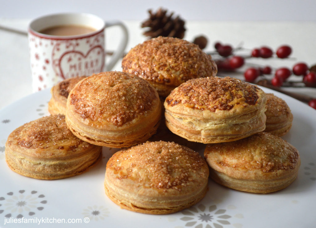 Mini Mince Pies Recipe